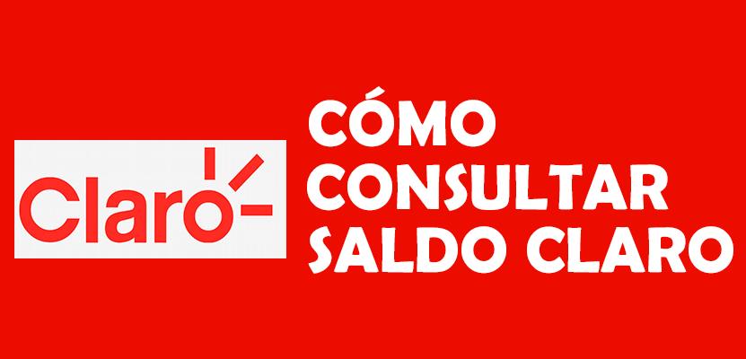 Cómo consultar saldo Claro México