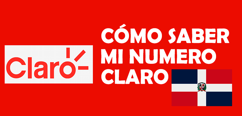 Cómo saber mi número de Claro República Dominicana